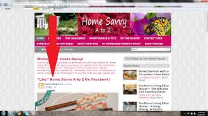 Savvy Home Blog by Building A Professional Facebook Page U0026 Savvy Freshmen Friday