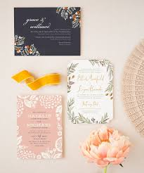 wedding stationery wedding invitation trends 2017 new wedding stationery ideas for