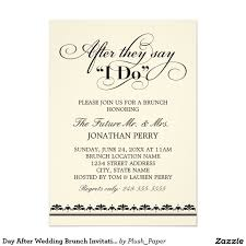wedding brunch invitation day after wedding brunch invitation wedding vows matt brunch