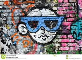 graffiti design cool boy wearing sunglasses graffiti design uk editorial