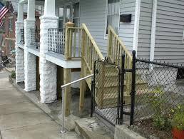 how to build front porch handrails bonaandkolb porch ideas