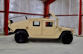 armored humvee 1990 am general m988 with slantback armored kit