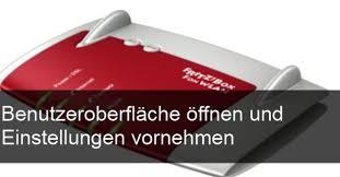 benutzeroberfläche fritz repeater fritzbox benutzeroberfläche öffnen und einstellungen vornehmen giga