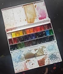 my favorite materials and brands watercolour u2014 andrés silvera