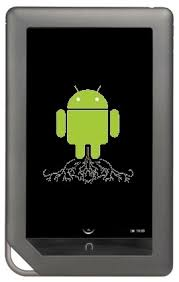 nook for android how to root nook color install android market with auto nooter