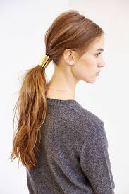 ponytail hair metal mania ponytail holder outfitters
