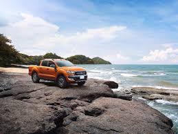 Ford Ranger Truck 2015 - ford ranger wildtrak officially introduced in thailand