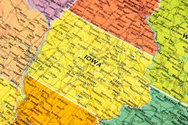 map of iowa towns the 7 best towns in iowa for lgbt families movoto
