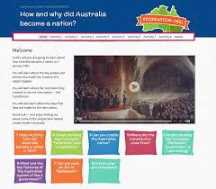 why and how did australia become a nation study australian
