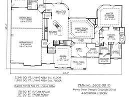 4 bedroom 2 house plans design ideas 63 house floor plans 4 bedroom 2 bathroom 48727