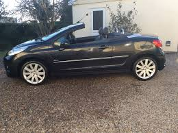 peugeot malta used peugeot 207 convertible for sale motors co uk