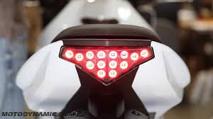 ninja 300 integrated tail light 2012 2014 kawasaki ninja 650 er 6 sequential signal led tail light