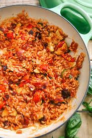 Mediterranean Vegan Kitchen - tomato u0026 roasted mediterranean vegetable risotto vegan