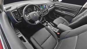 2015 mitsubishi outlander interior 2016 mitsubishi outlander first drive autoweek