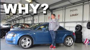 why i bought a mk1 audi tt 225 8n quattro youtube