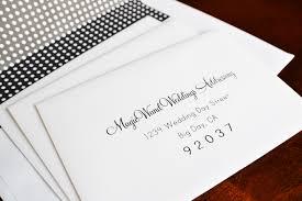 envelope addressing magicwand weddings
