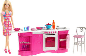 barbie cooking fun kitchen cooking fun kitchen shop for barbie