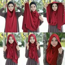 simple hijab styles tutorial segi empat hijab style tutorial home facebook