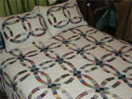 wedding ring quilt for sale heirloom wedding ring quilt 100 images outstanding vintage