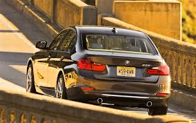 2012 bmw 335i bimmerboost motortrend tests the f30 2012 bmw 335i with the n55