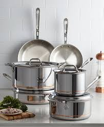 best cookware set deals in black friday 2017 cookware pots u0026 pans sets macy u0027s