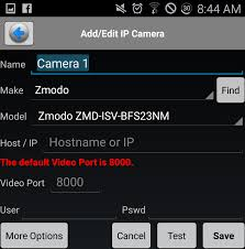ip viewer android zmodo knowledge base alternative mobile application third