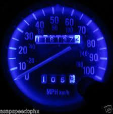 jeep wrangler dashboard lights jeep wrangler yj 1987 1995 super blue led gauge dash light kit