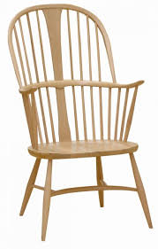 Ercol Dining Chair Ercol Chairmakers 911 Dining Chair Without Cushion In Beech Elm
