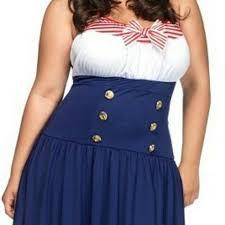 50 torrid torrid size 3x 4x sailor costume
