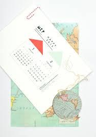 Diy Desk Calendar by 2015 January