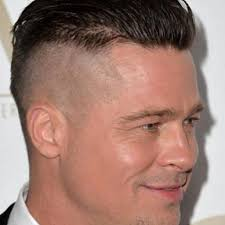 brad pitt fury haircut disconnected undercut new hairstyles for