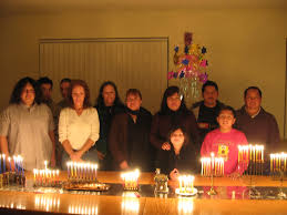 celebrating hanukkah and a past fronteras desk