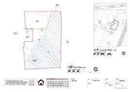 lease plan u2013 garage workshop with easements u2013 brighton lease plans