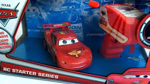 cars sally toy toys unboxing demo disney pixar cars rc remote control starter