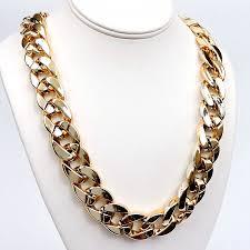 long gold link necklace images 52 big gold link necklace big gold fashion necklace chunky link jpg