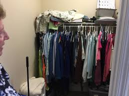 wardrobe organization and care hints from nancy nix rice and londa