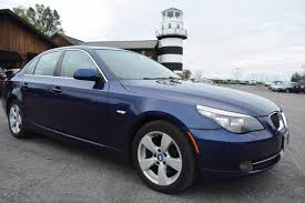 bmw 5 series for sale used 2008 bmw 5 series for sale geneva foreign sports geneva ny