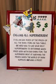 Halloween Themed Baby Shower Games by Best 25 Marvel Baby Shower Ideas On Pinterest Superhero Baby