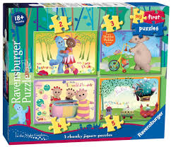 ravensburger 7346 my puzzle in the garden jigsaw