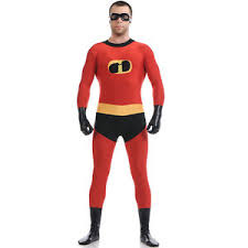 incredibles costume the incredibles costume mr bob parr zentai