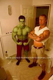 Halloween Costumes Hulk 25 Incredible Hulk Costume Ideas Hulk