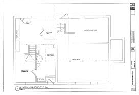 Floor Plan Of A House With Dimensions Floor Plans Of The Old Hampton District Court Building Lane