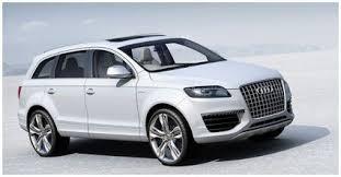 audi q7 lease car wallpaper hd
