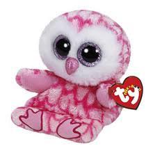 popular ty beanie boos pink owl buy cheap ty beanie boos pink owl