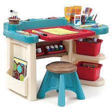 step 2 easel desk art desks for kids modern studio desk step2 regarding