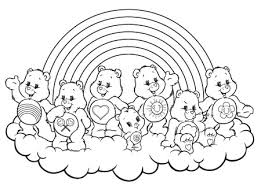coloring pages care bears coloring pages pinterest ursinhos