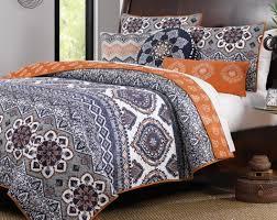 Cabin Bed Sets Duvet Highlands Cabin Bed Set King Stunning Red Bedding Sets