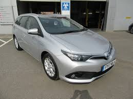 used toyota auris icon 2017 cars for sale motors co uk