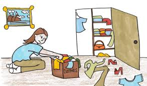 spring cleaning closet earn money while spring cleaning mommy jenna
