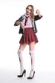 Halloween Costumes Girls Zombie Female Stage Piece Dancer Horrible Halloween Costume